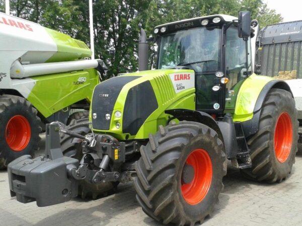 Claas Axion 840 2012