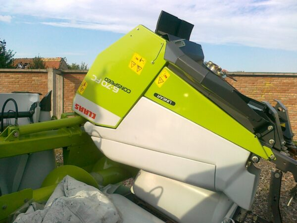 Claas CONSPEED 6-70FC LINEAR,demo,2012,sl.1
