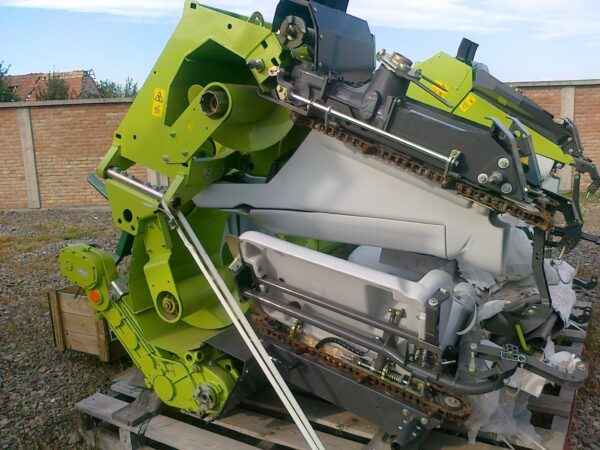 Claas-CONSPEED-6-70FC LINEAR ,demo 2012