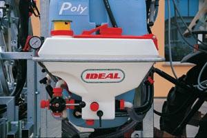 POLY super 800 L,hidraul. mixer