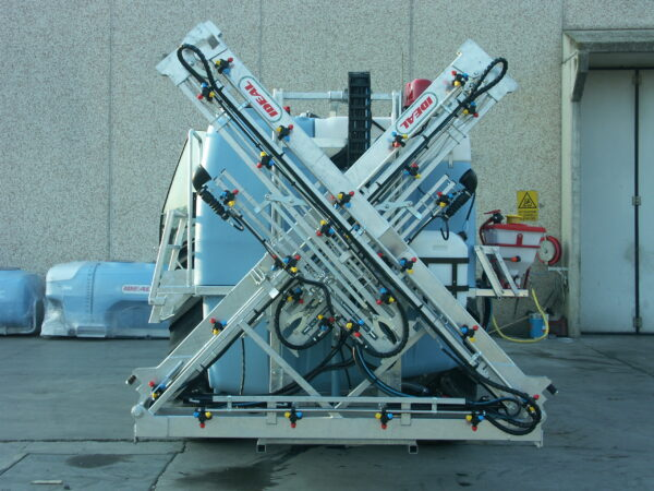IDEAL Poly Super 800 L, nošena prskalica