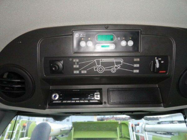 Claas Lexion 650, 2012
