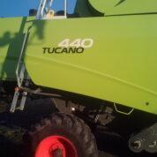 CLAAS TUCANO 440