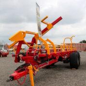 Samoutovarna prikolica za rolo-bale PT-24
