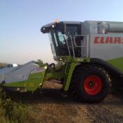 CLAAS Lexion 530 u radu