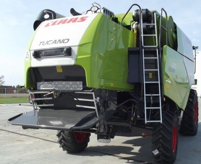 CLAAS TUCANO 420 | MMMSI Agrar