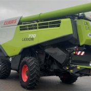 CLAAS LEXION 770 TT